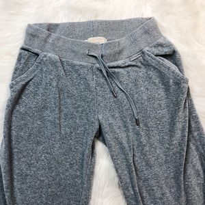 Michael Kors Gray Tracksuit Pants Sweat Pants
